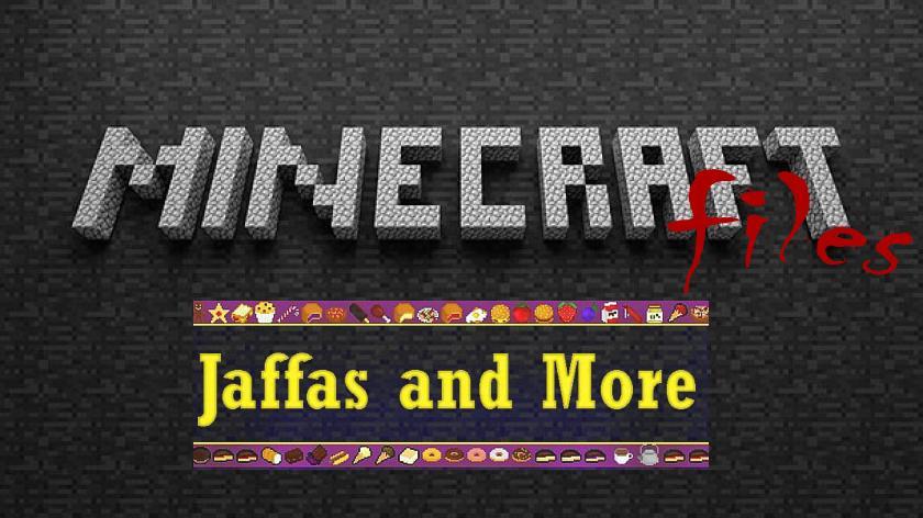 Jaffas and More - мод на еду и напитки