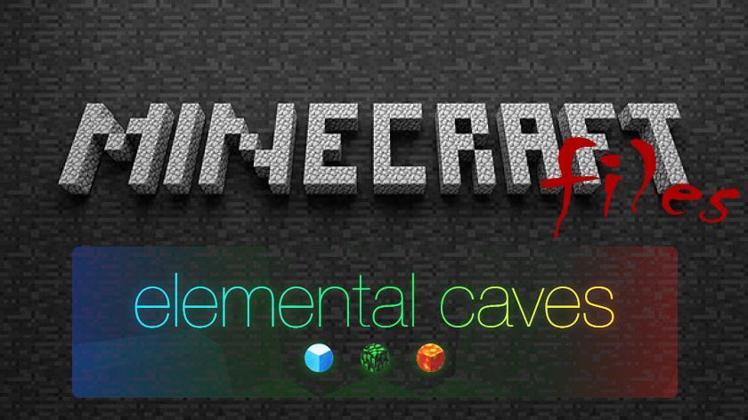 Elemental Caves - пещеры элементов