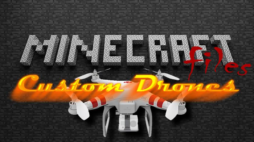 Custom Drones - квадрокоптеры