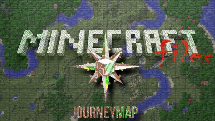 JourneyMap - подробная карта мира