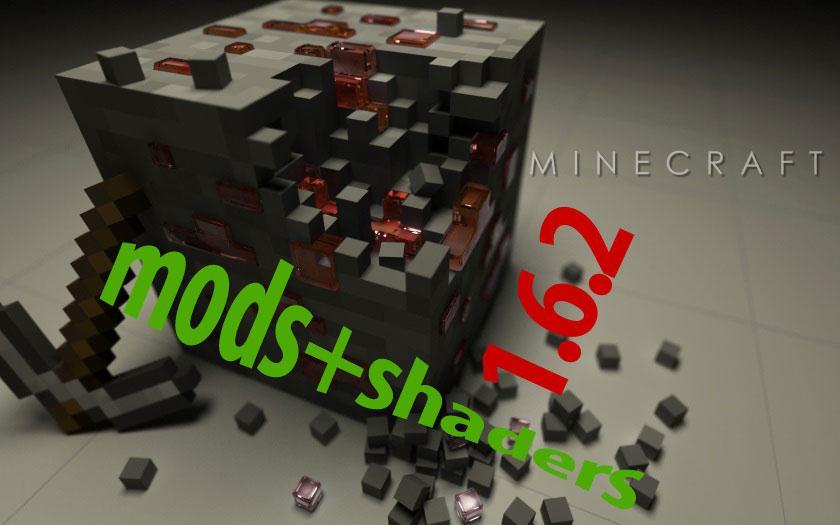Minecraft 1.6.2 с индустриальными модами