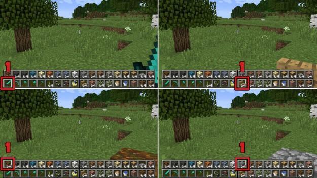 minecraft mod multi hotbar how to get 4 hotbars