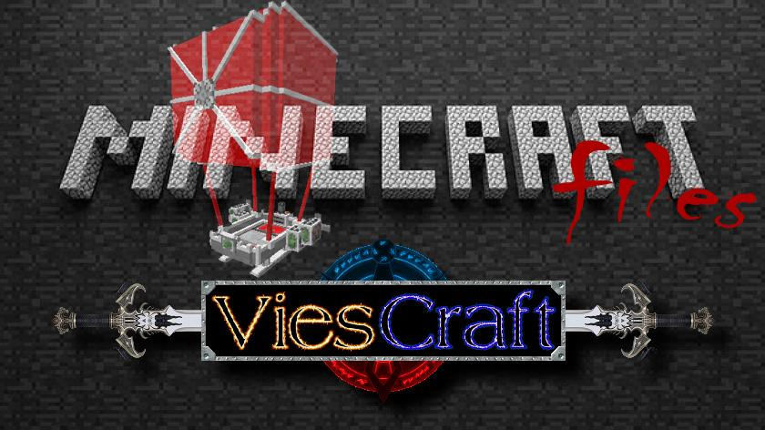 Viescraft - мод на летательные аппараты