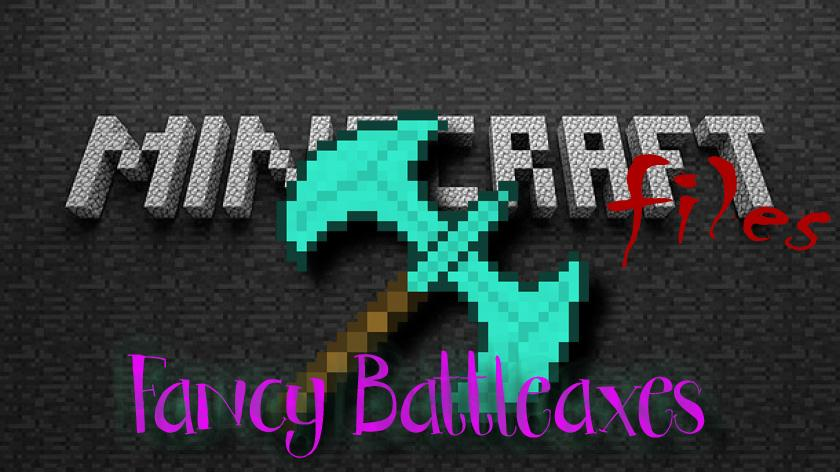 Fancy Battleaxes - боевые топоры