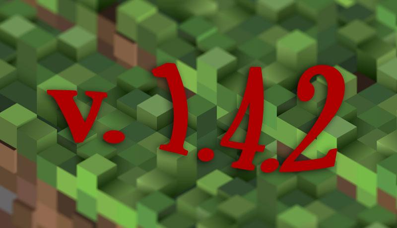 Minecraft 1.4.2