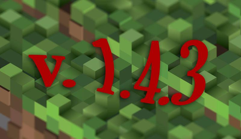 Minecraft 1.4.3