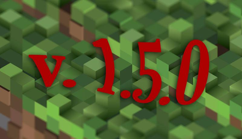 Minecraft 1.5.0