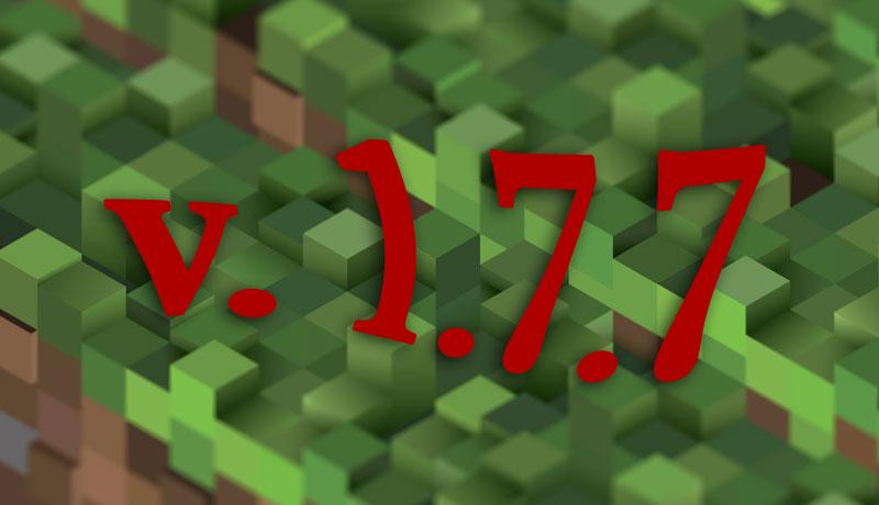 Minecraft 1.7.7