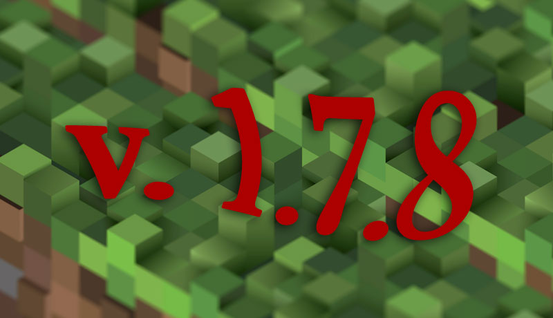 Minecraft 1.7.8