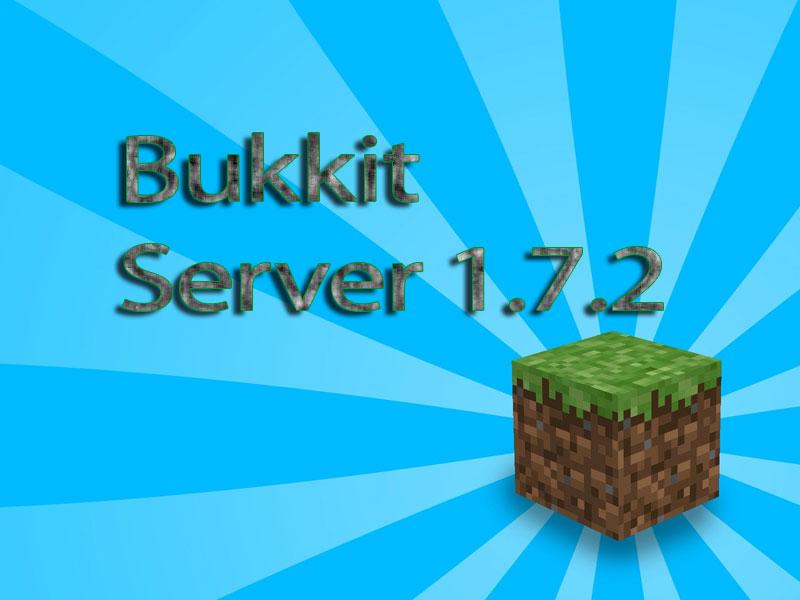 Готовый Bukkit сервер Minecraft 1.7.2