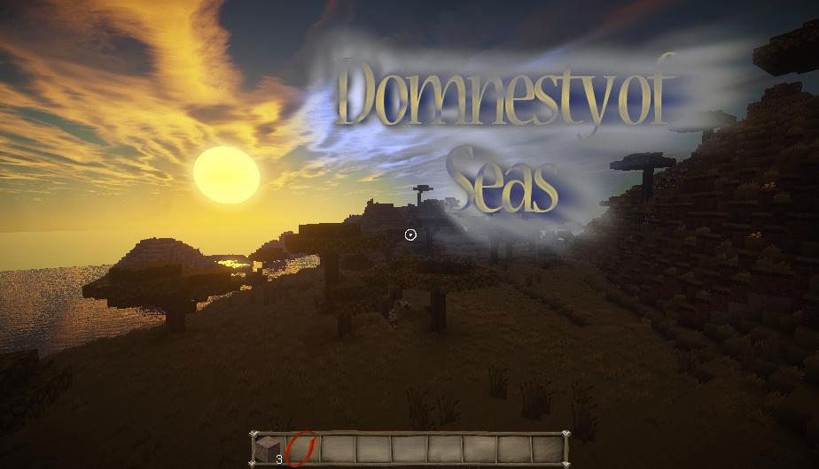 Domnesty of Seas - красивейший остров