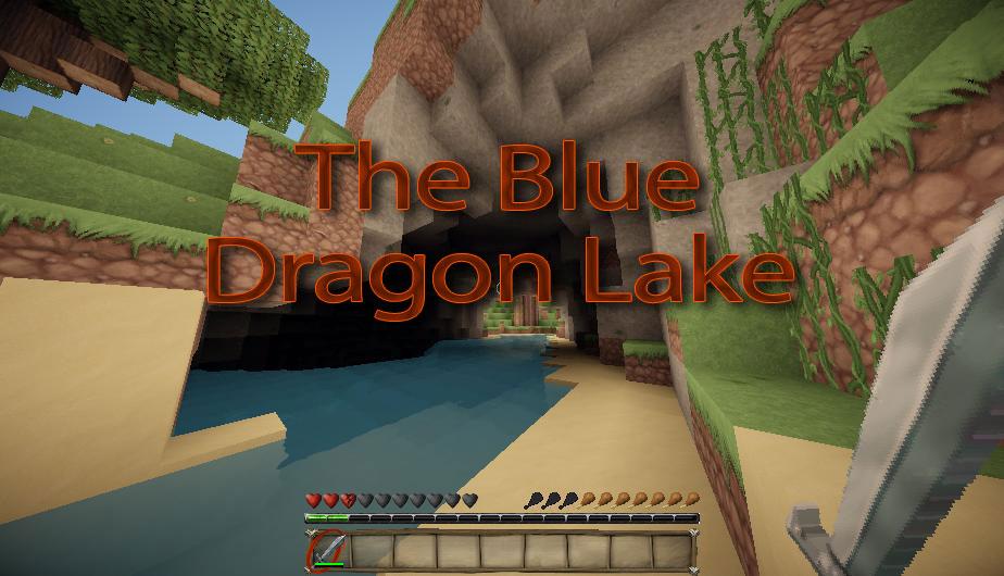 Железная дорога The Blue Dargon Lake