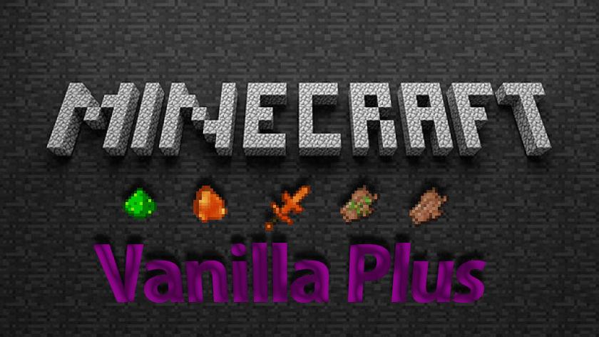 Vanilla Plus - новые предметы
