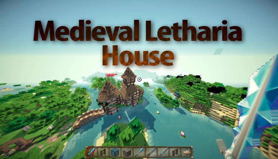 Средневековье на карте Medieval Letharia House