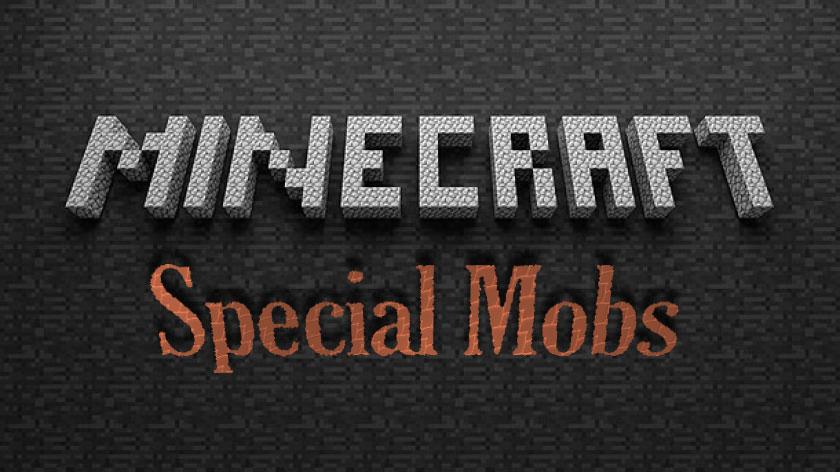Special Mobs - много новых монстров
