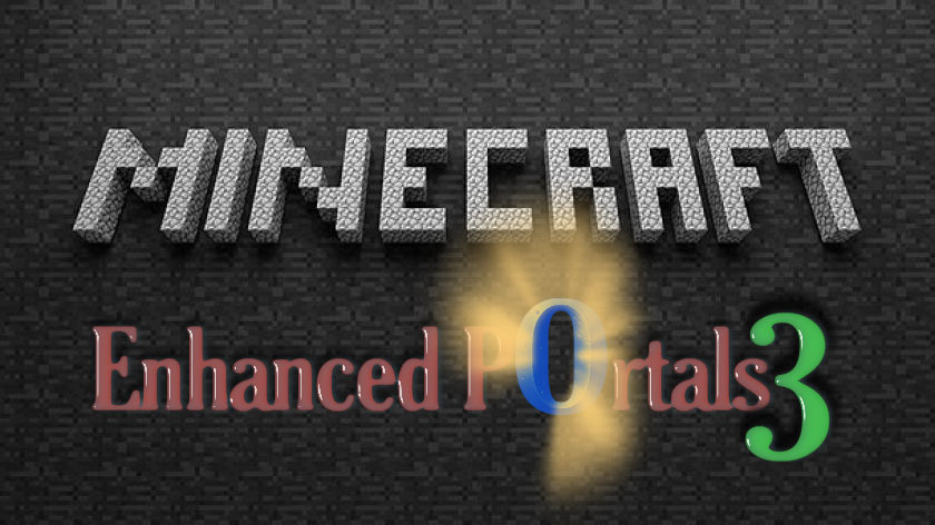 Enhanced Portals 3 - новые порталы