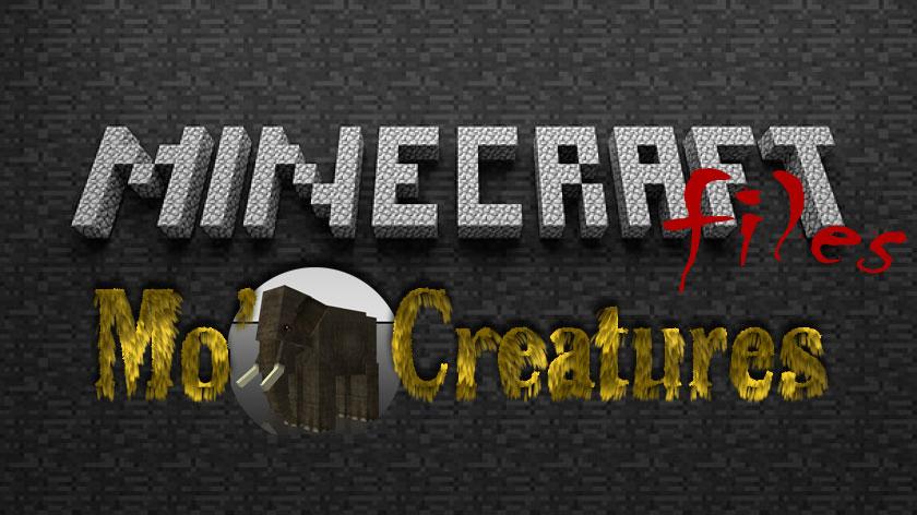 Mo'Creatures - еще больше мобов