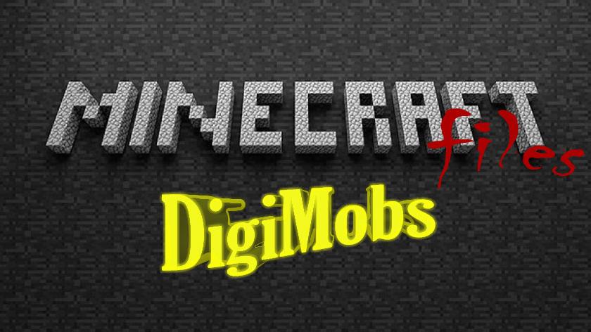 Digimobs - удивительные существа