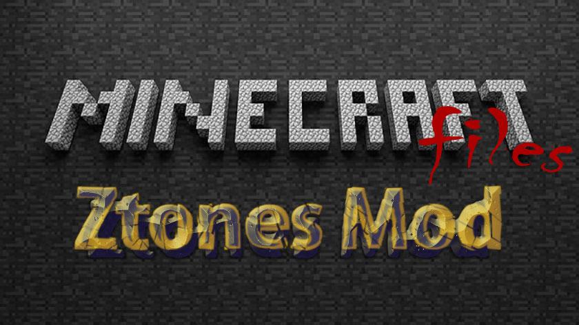 Ztones - блоки, инструменты и портативный верстак