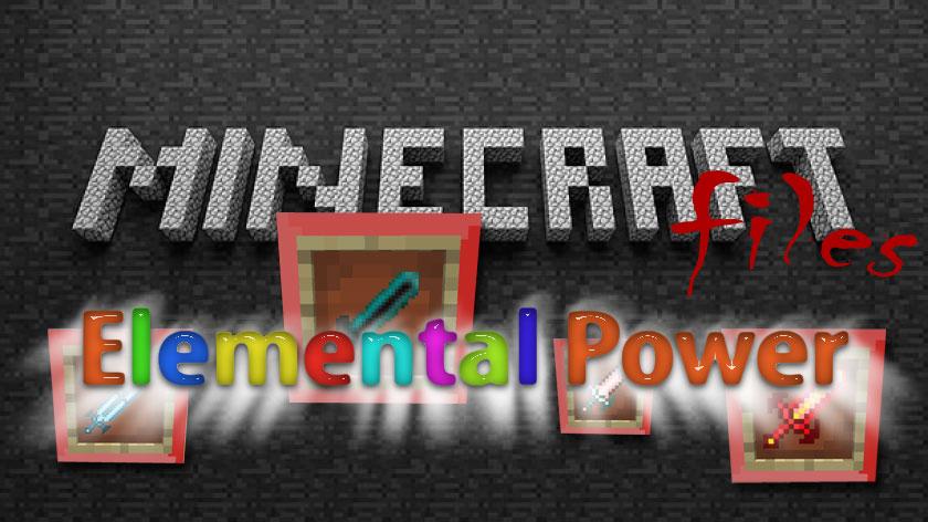 Elemental Power - мощное оружие и вещи, новые мобы и боссы