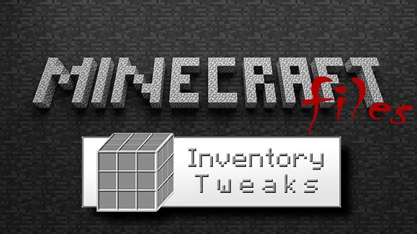Inventory Tweaks - улучшаем инвентарь