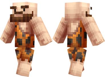 Caveman-Skin