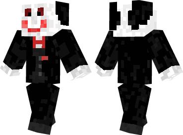 Clown-Skin