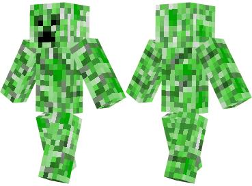 Creeper-Skin