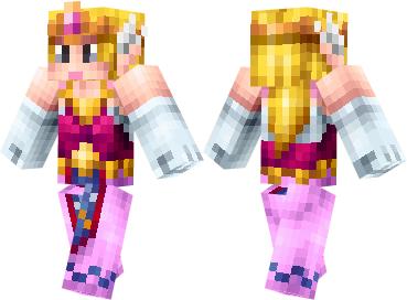 Princess-Zelda-Skin