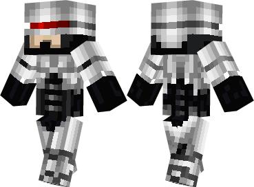 Robocop-Skin