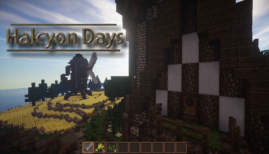 [32x] Halcyon Days - красивое средневековье