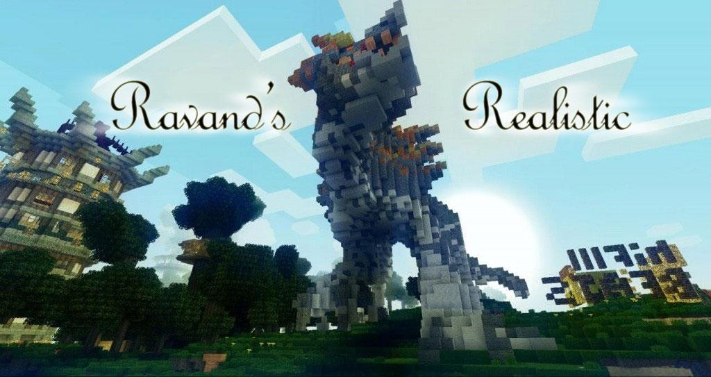 [256x] [128x] [64x] [32x] [16x] Ravand's Realistic - реалистичное средневековье