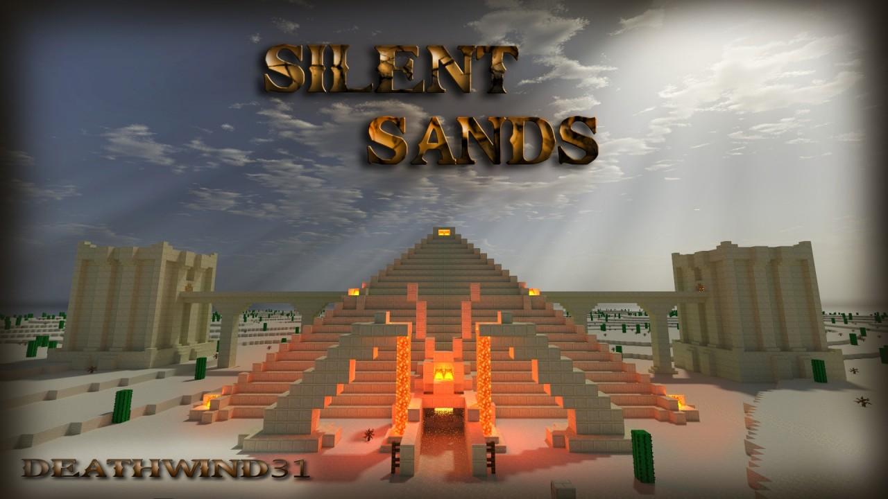 Silent Sands - затерянный в песках