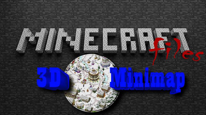 3D Minimap - объемная миникарта