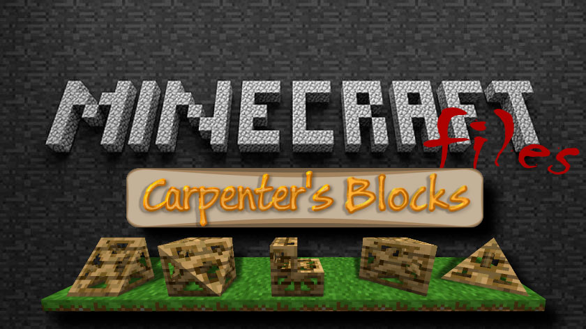Carpenter's Blocks - плотник