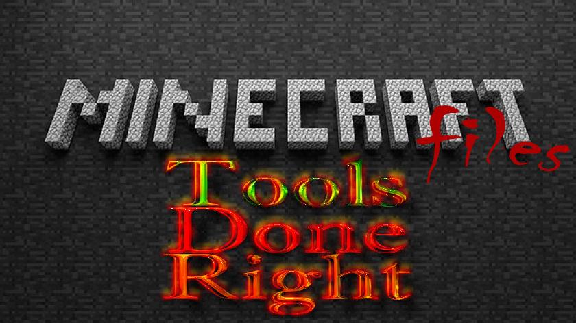 Tools Done Right - уникальные инструменты