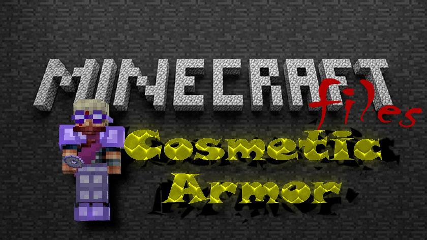 Cosmetic Armor - красивая броня