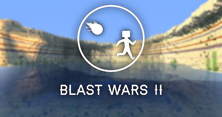 Blast Wars 2 - ПвП карта