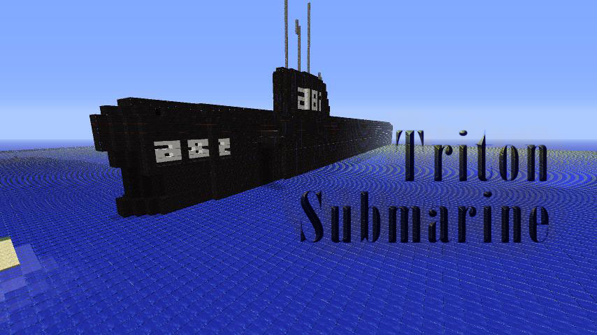 Triton Submarine - подводная лодка