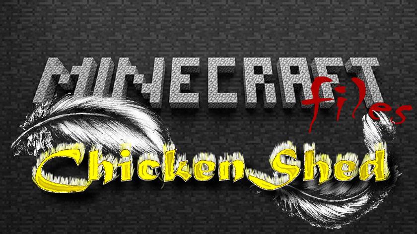 ChickenShed - собираем перья