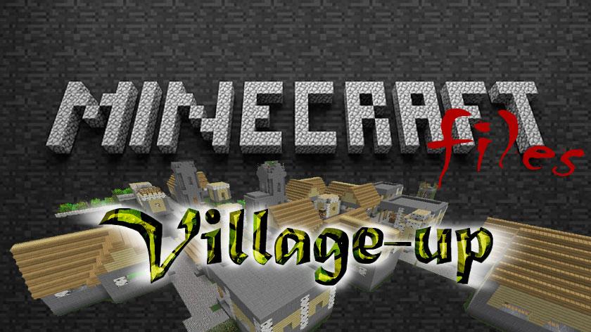 Village-up - улучшенные деревни