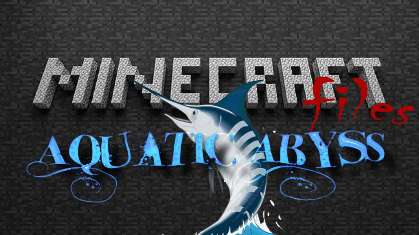 Aquatic Abyss - подводный мир и морские обитатели