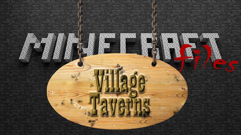 Village Taverns - таверны в деревнях