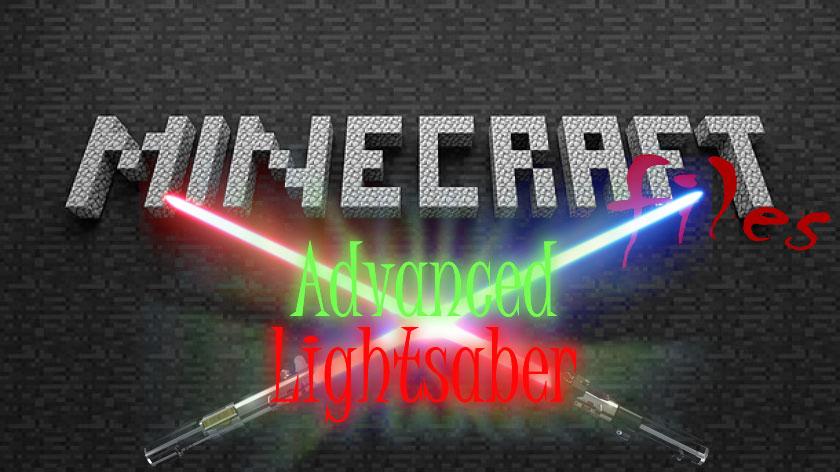Advanced Lightsaber - световые мечи