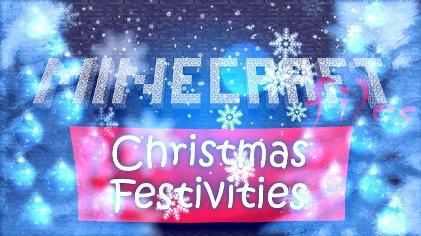 Christmas Festivities - новогоднее настроение