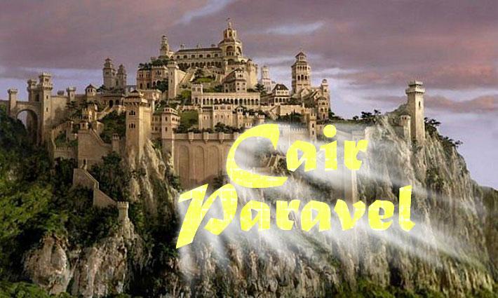 Cair Paravel - восточный город