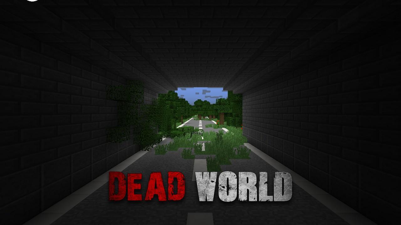 Dead World - с зомби на выживание