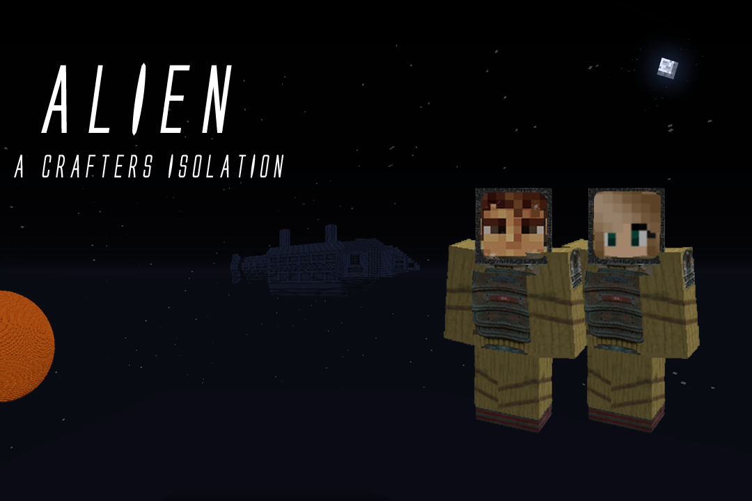 Alien: A Crafters Isolation - Чужой