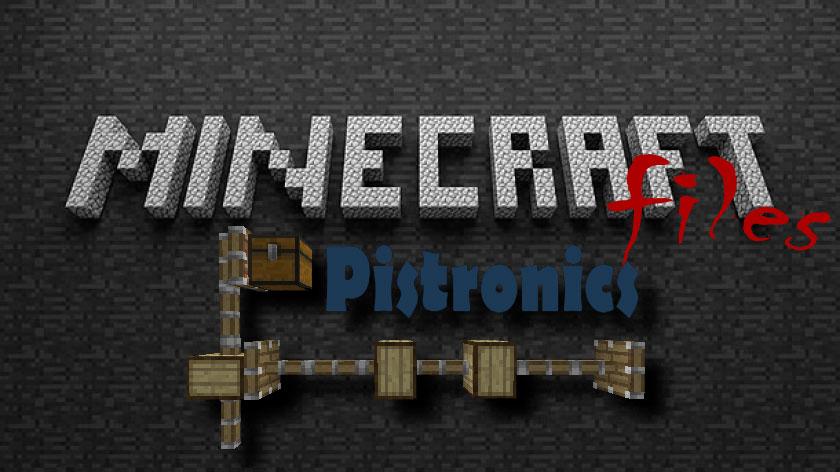 Pistronics - механизмы