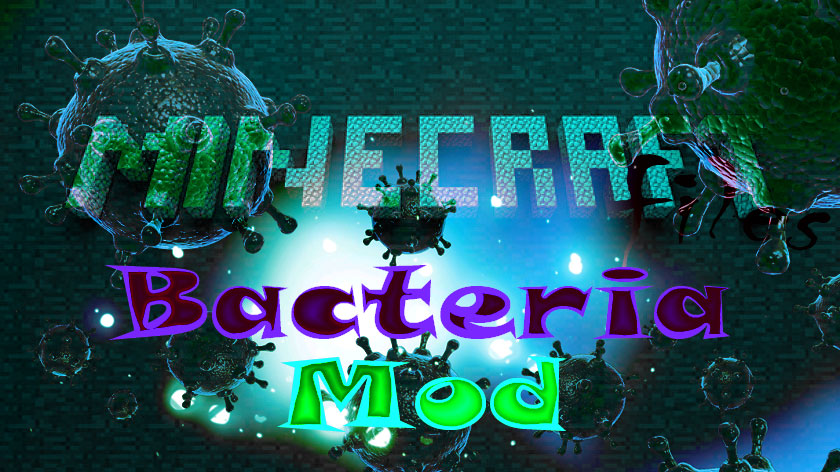 Bacteria - бактерии поедающие мир